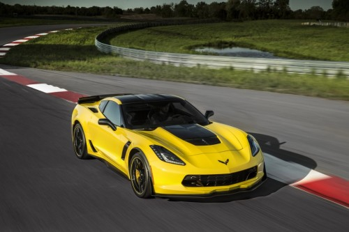 2016 Chevy Corvette Z06 C7.R Edition to offer 650 horsepower
