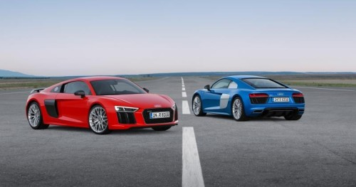 2017 Audi R8 gives a glimpse of the future at Le Mans
