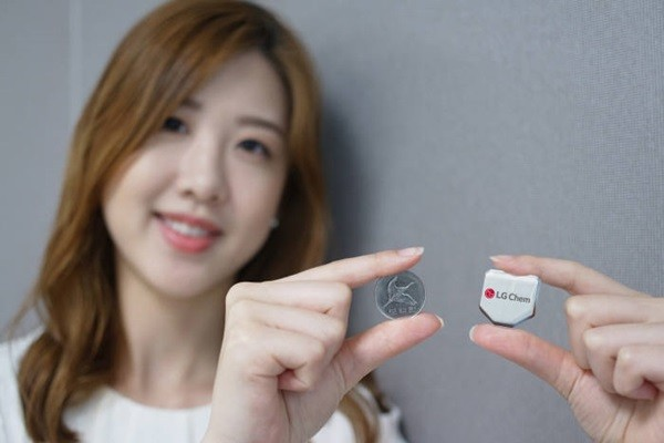 LG introduces performance boosting hexagonal smartwatch batteries