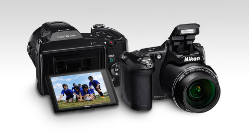 Nikon COOLPIX L840 Review