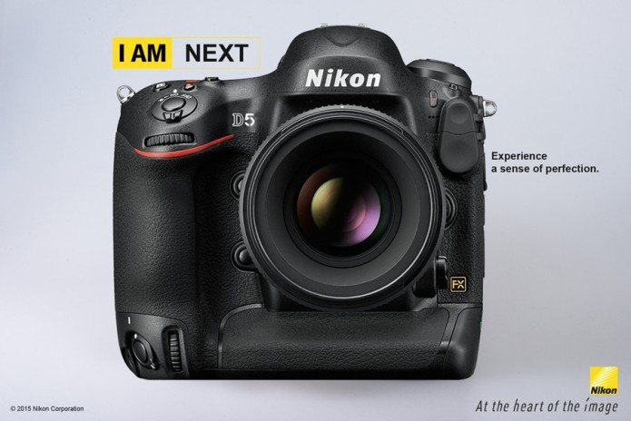 Nikon D5 specs leak: 4k video, high ISO
