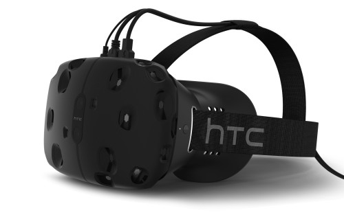 Valve starts handing out HTC's VR headset to developers