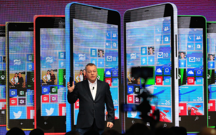 Stephen Elop out at Microsoft as it merges OS and device teams