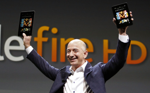 Amazon launches Fire OS 5 dev preview, based on Android Lollipop
