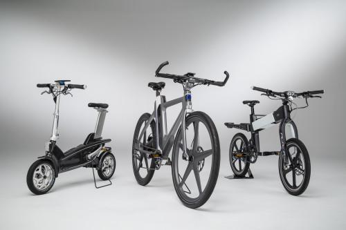 Ford Smart Mobility's MoDe:Flex bike and and Peer-2-Peer Car Sharing enter pilot programs