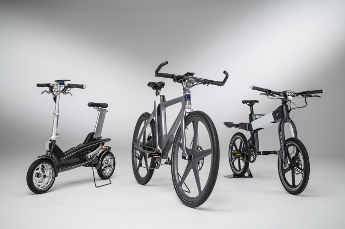 Ford Smart Mobility's MoDe:Flex bike and and Peer-2-Peer Car Sharing enter pilot programs
