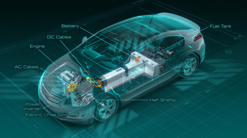 GM powers data center with used Chevy Volt batteries