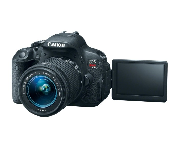 Canon EOS Rebel T5i review: Same as it ever was