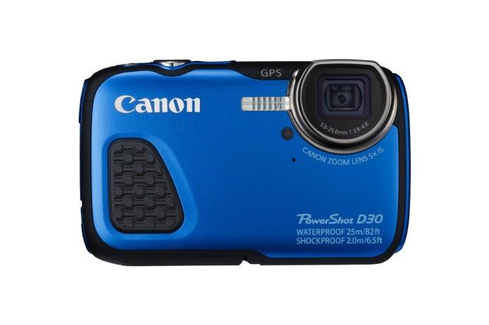 Canon PowerShot D30 Review