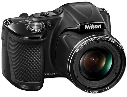 Nikon Coolpix L830 review: Perfect for autoshooting zoom fiends