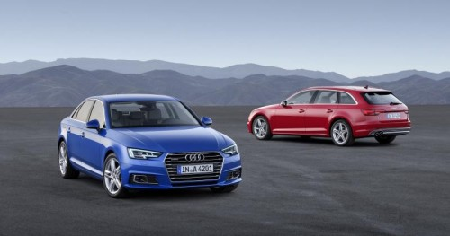 Audi A4 and A4 Avant pulls out all the hi-tech stops