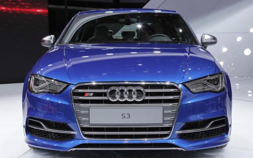 Audi's S3 super limited edition will come in 5 colors