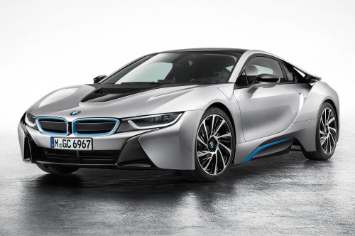 BMW i8 with 2.0L, turbocharged 4-cylinder, 450HP said to be in works