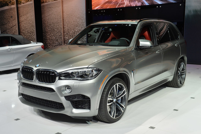 2015 BMW X5 M review: Engineering triumphs over physics