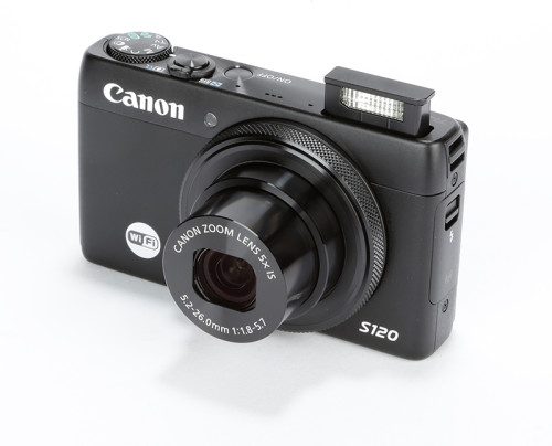 Canon S120 Review — Now Shooting