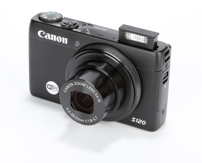 Canon S120 Review -- Now Shooting