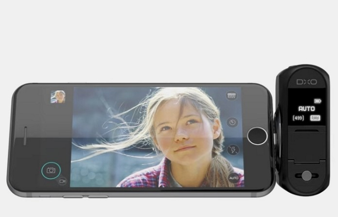 DxO One adds a 1-Inch, 20-Megapixel Camera to your iPhone