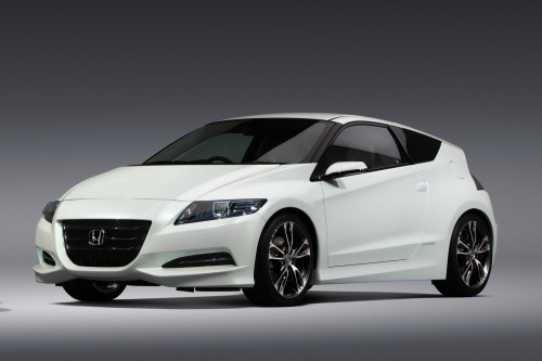 Honda CR-Z will run Pikes Peak with full-EV power