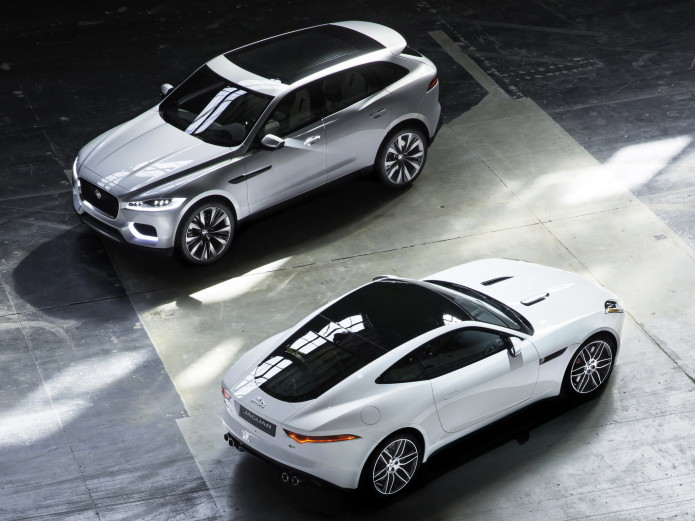 The future of cars (according to Jaguar Land Rover)