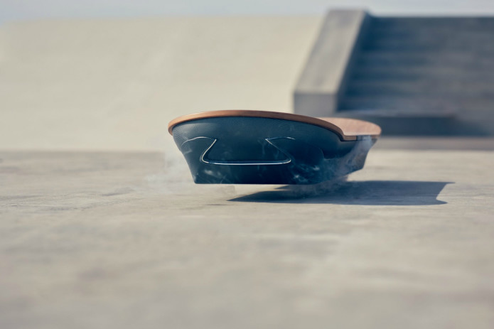 Lexus video teases a 'real' magnetic hoverboard