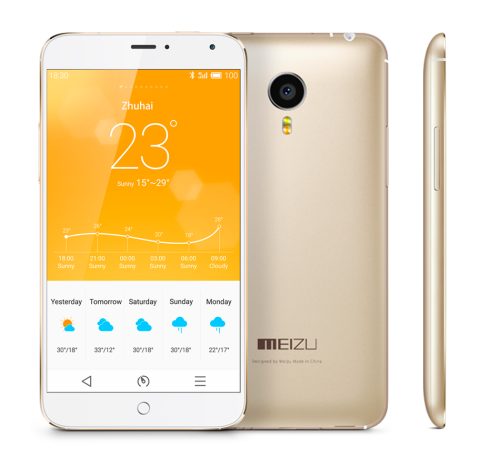 Meizu MX4 Ubuntu smartphone Euro pricing and availability announced