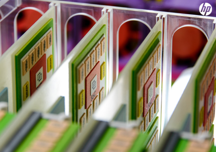 HP compromises to get groundbreaking Machine to market