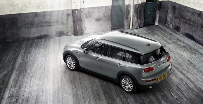 You'll soon be able to car-share your MINI