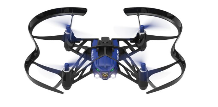 Parrot's hopping, swimming Minidrones get official for US