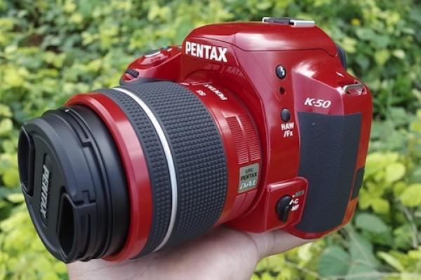 Pentax-K50