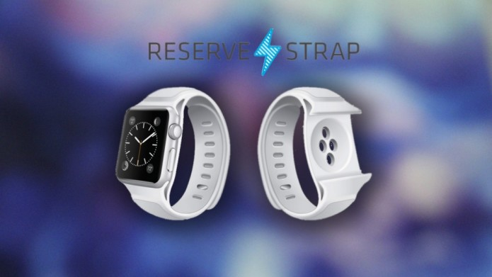 Reserve Strap for Apple Watch ships 3rd November