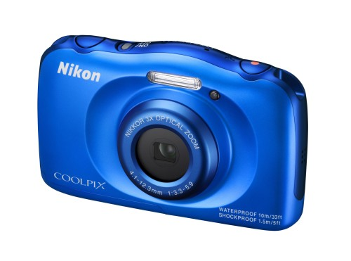 Nikon COOLPIX S33 Waterproof Digital Camera Review