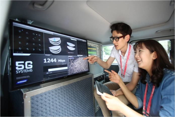Samsung Electronics and LG U+ partner to develop 5G tech