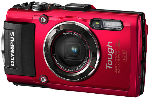 Olympus TG-4 Review