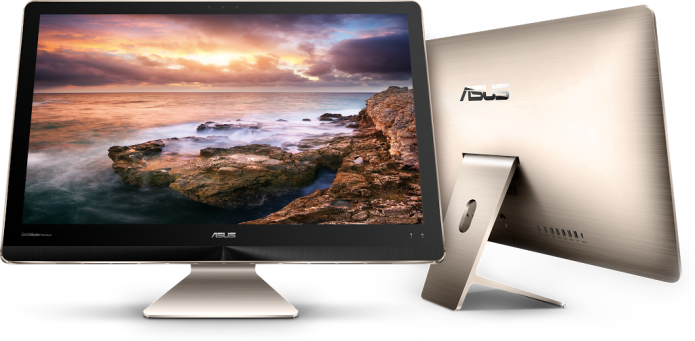 ASUS debuts Zen AiO all-in-one with USB 3.1, RealSense 3D camera