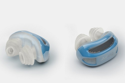 Airing Redesigns The CPAP Machine As A Small, Unobtrusive Device