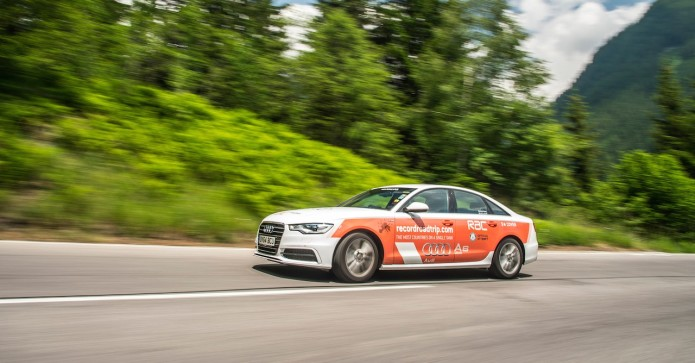 Audi sets track and economy records to make you love diesel
