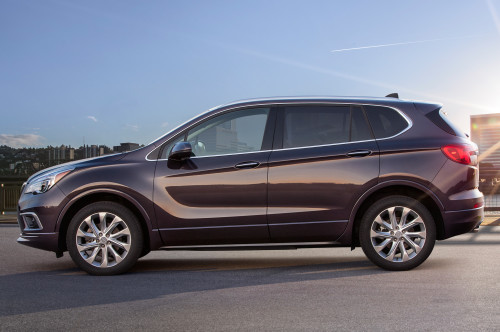 CarPlay and Android Auto coming to 2016 Buick, GMC models