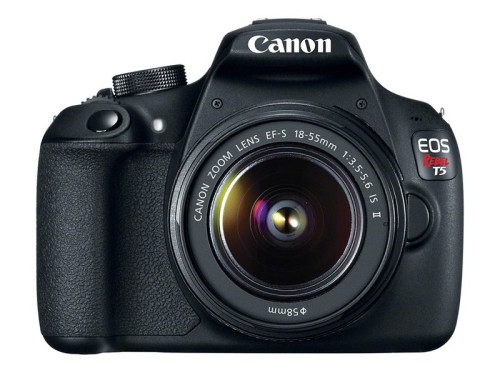 Canon EOS Rebel T5 (1200D) review: Rebel T5: Not bad, but not best