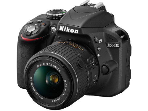 Nikon D3300 review: Nice photos, reasonably fast