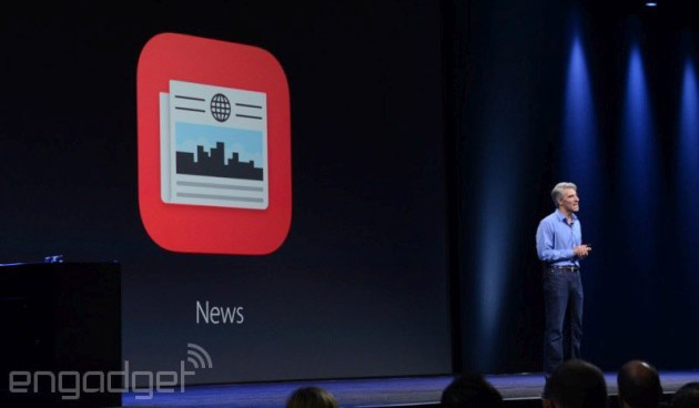 Apple will have human editors running its News service