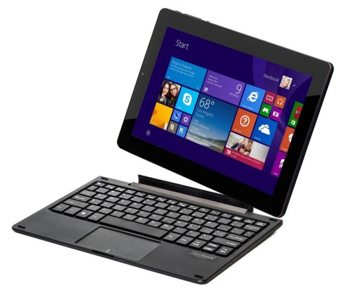 Nextbook Flexx Windows tablets offer 11.6 and 10.1-inch sizes