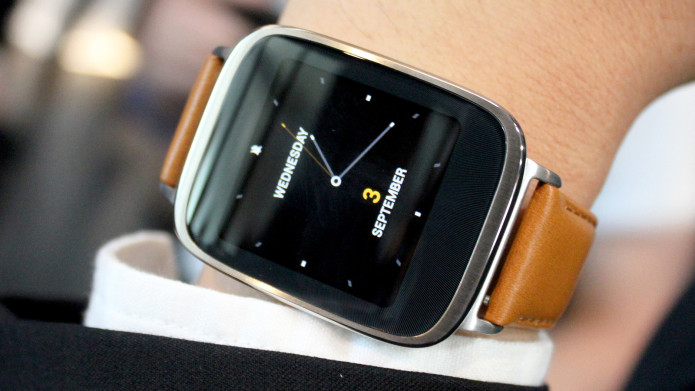 ASUS ZenWatch 2 takes a bite from Apple's design book
