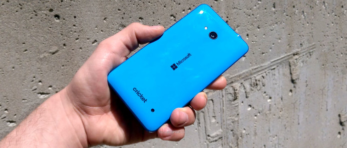 Microsoft Lumia 640 Review: Cricket's scrappy cyan warrior