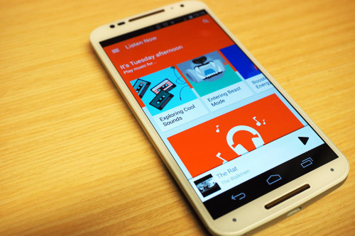Google Play Music takes on Spotify with free streaming