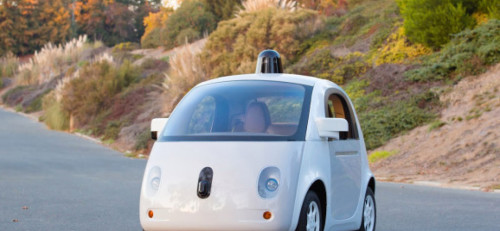 Google reports self-driving car accident #12