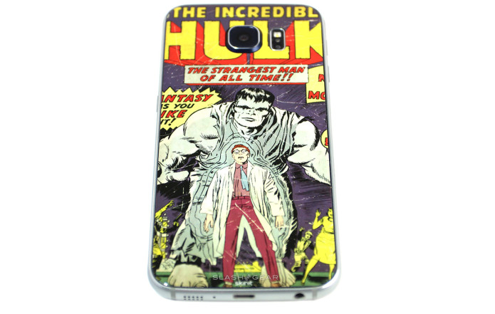 This is the Incredible Hulk Galaxy S6