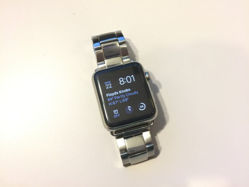 Apple Watch hacked to run Mac OS 7.5.5