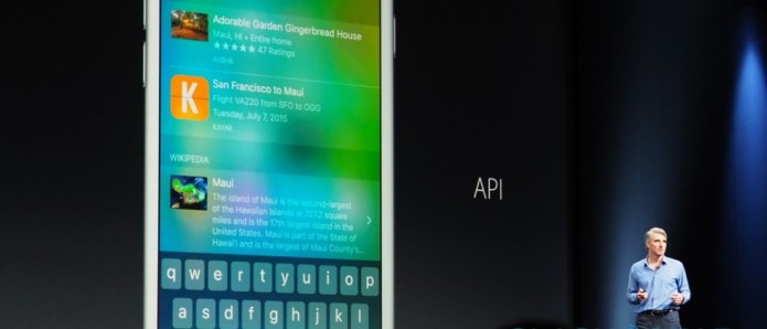 iOS 9 deep-linking blurs line between apps and web