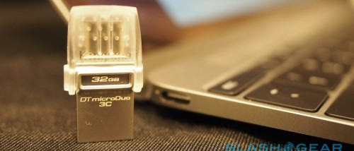 Kingston microDuo 3C USB-C Review – One drive, Two plugs