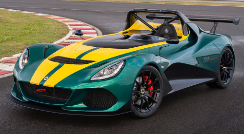 Lotus 3-Eleven detailed in two editions, limited to 311 vehicles